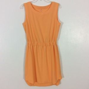 Athleta Dresses - Athleta Astra Dress Sleeveless Tank Cinch Waist